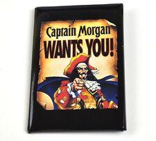 Captain Morgan WANTS YOU! Pin Button USA Anstecknadel