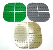 LEGO 4x Viertelplatte 6x6 Noppen (6003). FARBAUSWAHL
