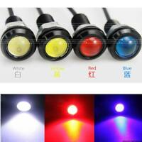 2/10X 9W LED Eye Eagle Light Car Fog DRL Daytime Reverse Backup Parking Signal