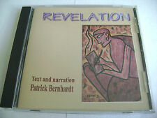 Patrick Bernhardt - Revelation - CD