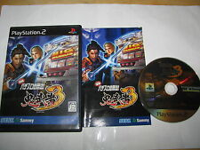 Onimusha 3 Jissen Pachi-Slot Hisshouhou Playstation 2 PS2 Japan import