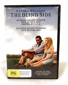 The Blind Side DVD Sandra Bullock Region 4 Free Postage