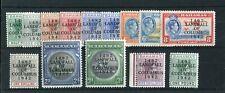 Bahamas KGVI 1942 Columbus Landfall set SG162/75a MNH