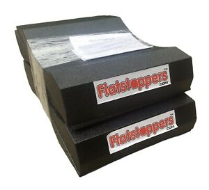 Race Ramps 14 X 23 Flatstoppers Car Storage Ramps - 4 Pack - NEW.