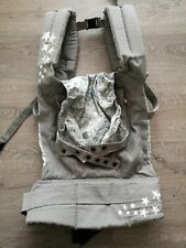 Ergobaby Komforttrage, Baby-/Kindertrage, galaxy grey stars