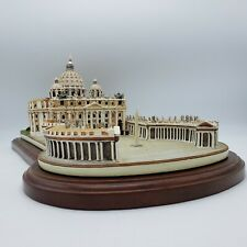 New ListingDanbury Mint The Vatican St Peters Basilica Historic Catholic Church Collection