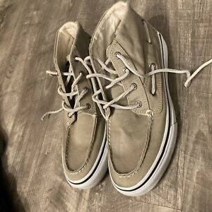 Men's Sperry top sider size 8.5