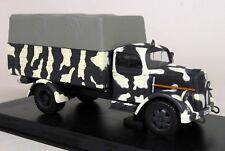 Schuco 1/43 Scale 324 6374 Opel Blitz Canvas Covered Wehmacht 1944 Diecast Truck