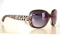 Occhiali da sole donna marroni lenti sunglasses gafas темные очки solglasögon 2