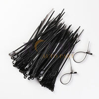 1000PCS White Nylon Cable Wire Zip Ties Self-locking Nylon Tie  With 3*120mmGNER