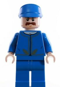 new LEGO Star Wars The Empire Strikes Back Minifig: Bespin Guard with mustache