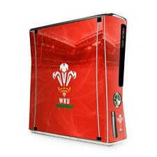 Wales Welsh Rugby Team Xbox 360 Console Skin (Slim) Sticker Cover Official