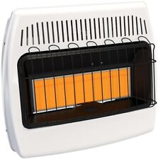 Dyna Glo Infrared Wall Heater Natural Gas Surface Mounted 30000 BTU White New