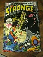 Strange Adventures #225 Aug 1970 Adam Strange - DC - Joe Kubert               ZC