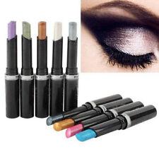 1PC Fashion Glitter Eyeshadow Pencil Makeup Cream Eye Shadow Pen Crayon Eyeliner