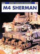 NEW M4 Sherman (Modelling Manuals)