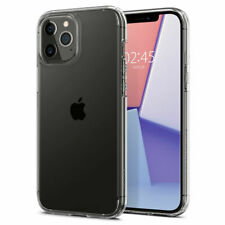iPhone 12 Pro, 12 Case, Spigen Ultra Hybrid Protective Cover - Crystal Clear
