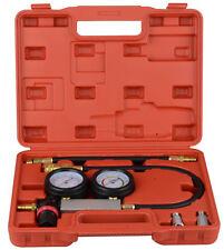 New Cylinder leak down tester compression leakage detector kit set petrol engine