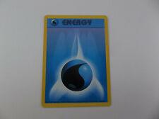 Water Energy Pokémon 1999 Trading Card 102/102