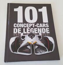 Artbook - Livre - GT SPORT - 101 Concept Cars de Légende - Francais - Neuf