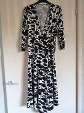 Marks and Spencer V-Neck Midi Wrap Dresses