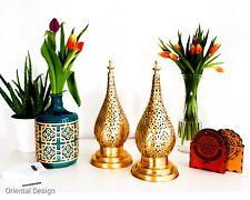 Lampe orientalisch Messing