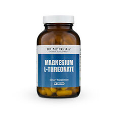 Magnesium L-Threonate (90 per bottle): 30 Day Supply