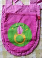 Flexa Betttasche 1 rosa Ring Aufbewahrung Bett Schlafzimmer Kinder Ordnung Mama