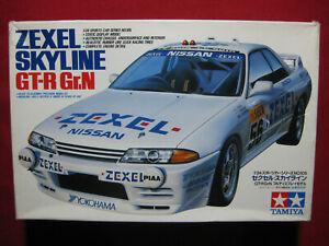 Zexel Nissan Skyline GT-R Gr.N Racing 1/24 Tamiya Group N Kit Rare GTR PIAA
