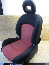 Sitz Fahrersitz Stoff ohne Airbag vorne links Peugeot 206 CC