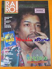 rivista RARO 18/1991 Culture Club Circus 2000 Fausto Leali Elvis Presley No cd
