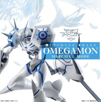 Digimon ULTIMATE IMAGE Omegamon Merciful mode Figure BANDAI Anime From JAPAN