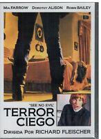 Terror ciego (See No Evil) (DVD Nuevo)