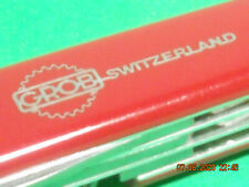 Victorinox Climber Swiss Army Knife GROB Switzerland