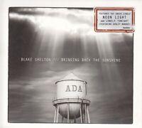 BLAKE SHELTON - BRINGING BACK THE SUNSHINE CD *NEW*