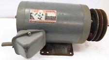 DAYTON TRI VOLT MOTOR, 3N659, 3 PHASE, HP 5, RPM 1730, NEMA DESIGN B, HZ 60