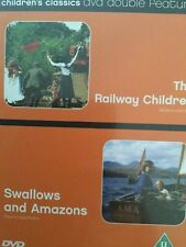 Railway Children, The / Swallows And Amazons (DVD, 2003)