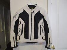 "Scorpion EXO ""Get Stung""-Skeletal Protection Motorcycle Jacket Women's Size S"