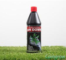 La croissance de la technologie pH-Down Solution Hydroponics Aquarium 1 L