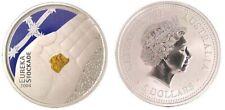 Australia: 2004 $5 Eureka Stockade Coloured Coin UNC