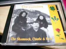 The Cormiers - The Shamrock Thistle & Rose NEWFOUNDLAND CD