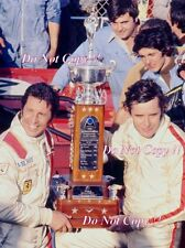 Andretti & § Ferrari 312 pb ganadores Sebring 12 horas 1972 fotografía 1