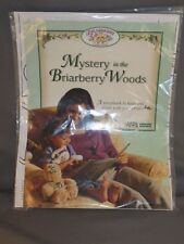 Fisher Price Briarberry Book mystery in briarberry woods and coloring book new