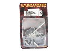 Warhammer Dark Elf Dark Riders C 85-50 nuevos personajes de metal