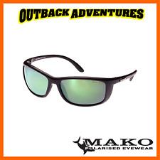 Mako Blade - Glass Mirror Sunglasses Polarised 9569 Mo1 Post