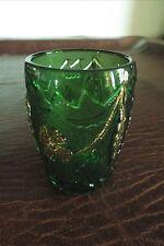 US GLASS  EAPG Delaware Emerald Tumber Circa 1899
