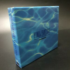 PS1 Final Fantasy collection Ⅳ Ⅴ Ⅵ Sony Playstation1 PS  Japan JP