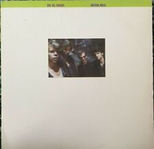 "THE DEL FUEGOS  ""Boston, Mass"" Vinyl Record LP on Slash Records"