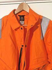 "Pioner Orange Firemaster Coveralls 44"" Chest Tall"