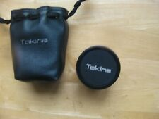 Tokina RMC Doubler 2 x Converter for Olympus O/OM System in pouch, vgc